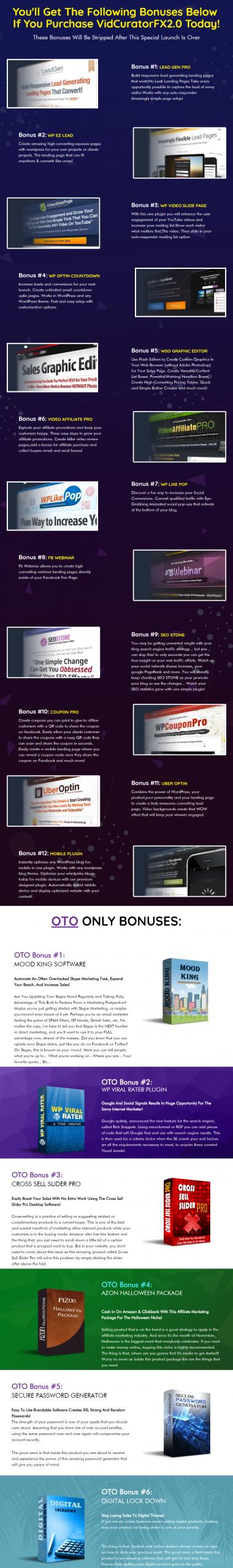 VidCuratorFX 2.0 bonus