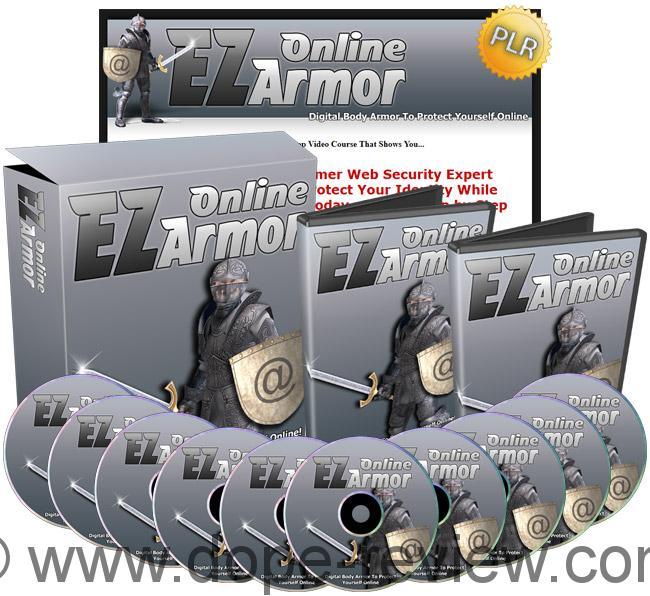 EZ Online Armor Review