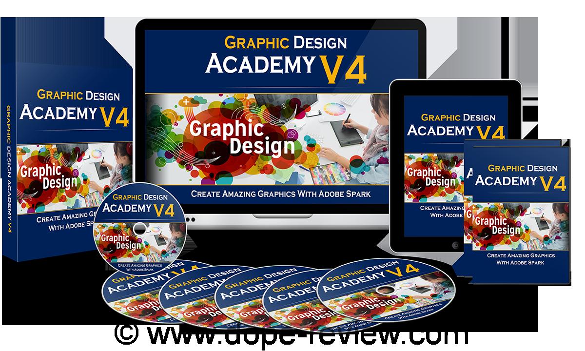 Graphic Design Academy V4 Review