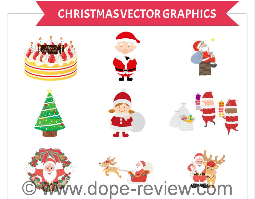 Christmas Graphix Vault 3 Review