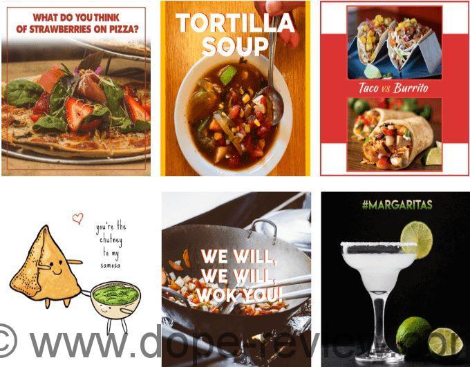 Restaurant SociGraphics Review