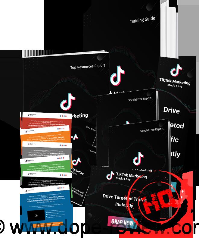 TikTok Marketing DFY Business