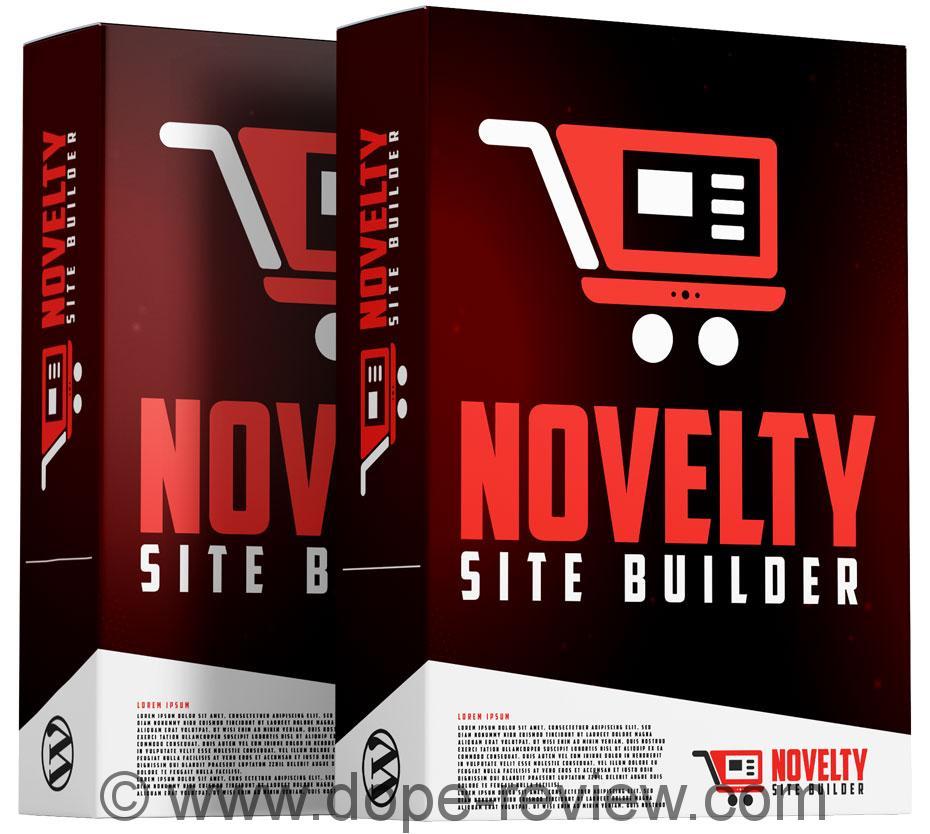 Novelty Site Builder
