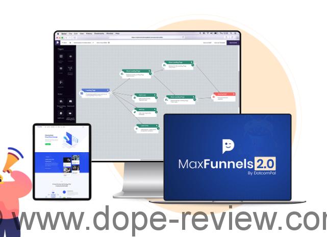 MaxFunnels 2.0
