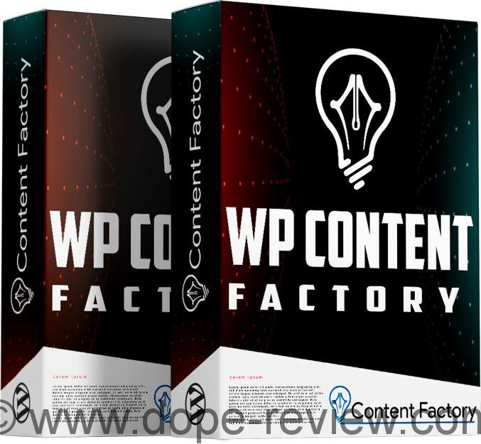 WP Content Factory