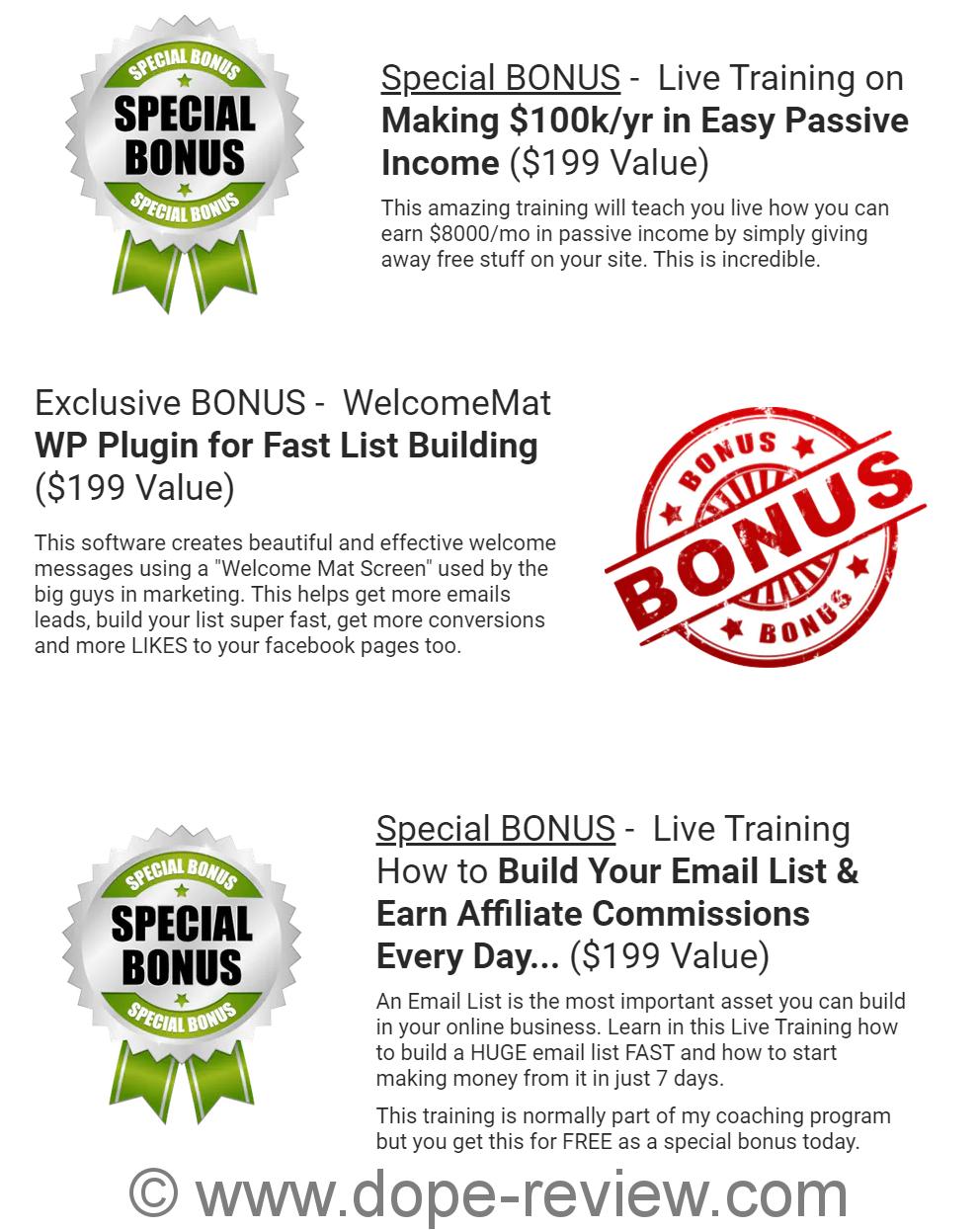 WP Story Machine Bonus