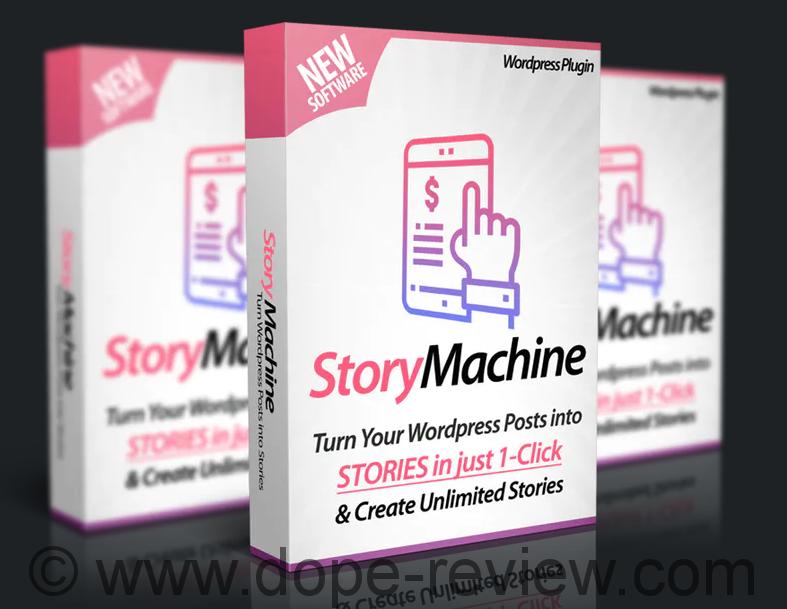 WP Story Machine