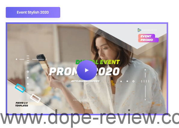Pixivid Templates 2.0 Review