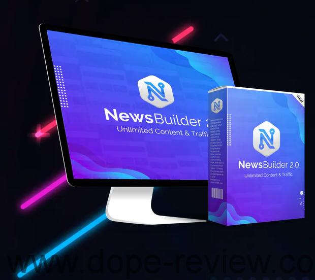 NewsBuilder 2.0 Review