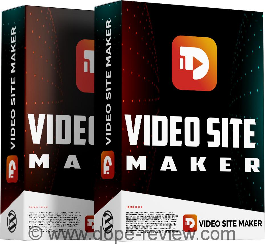 Video Site Maker Review