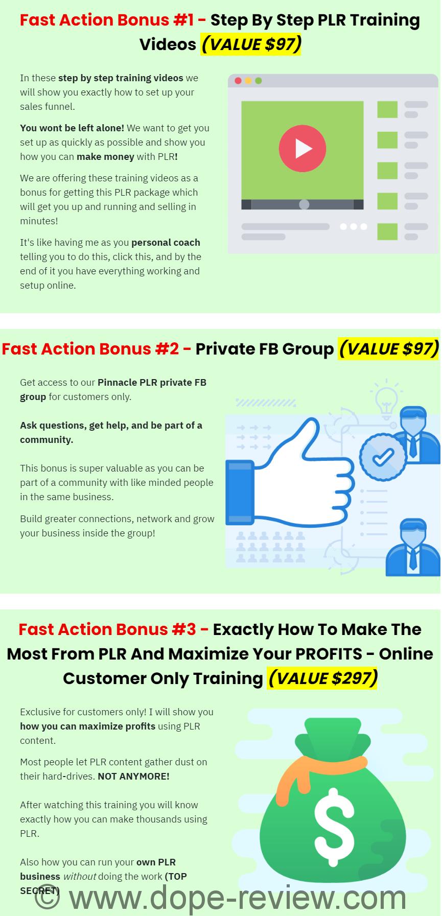 Affiliate Marketing School Bonus