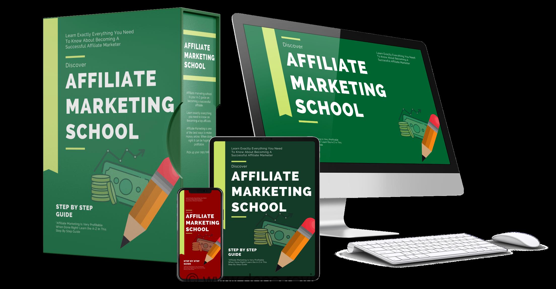 Affiliate Marketing School Review
