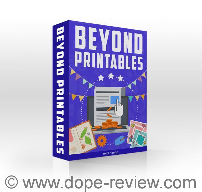 Beyond Printables