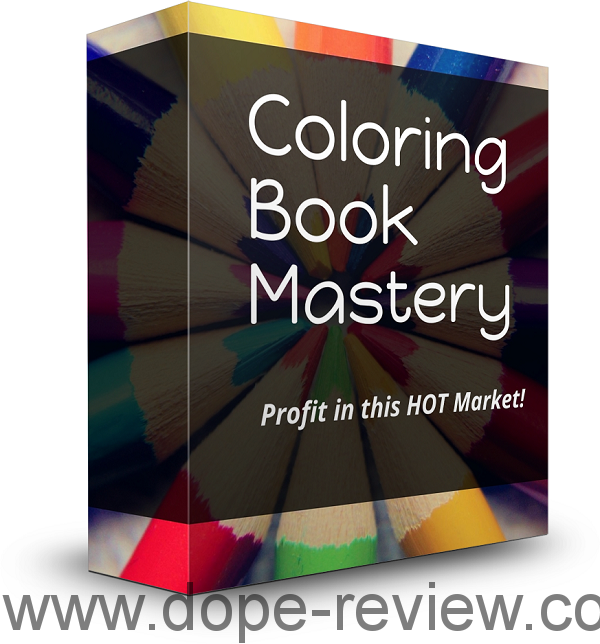 Coloring Book Mastery Review