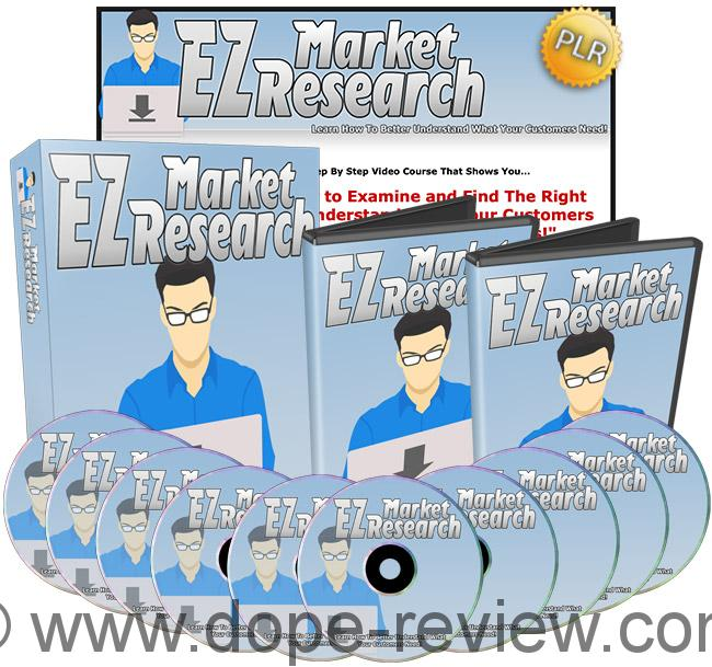 EZ Market Research Review