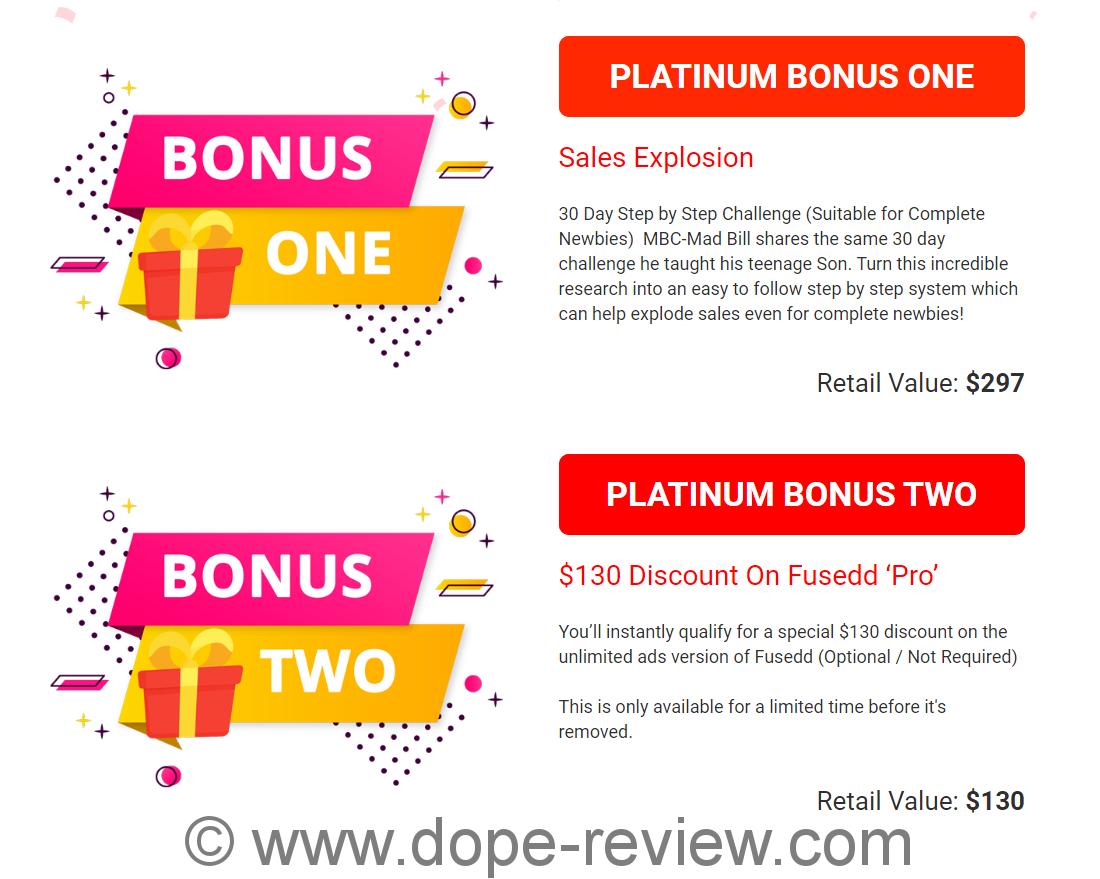 Fusedd Bonus
