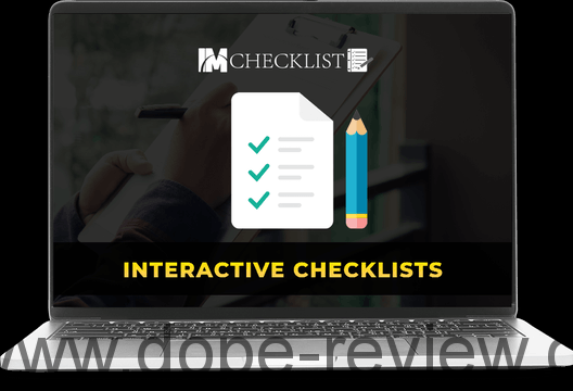 IM Checklist V34 Online Traffic For Marketers Review