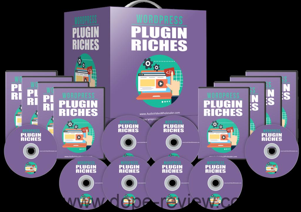 WordPress Plugin Riches Review