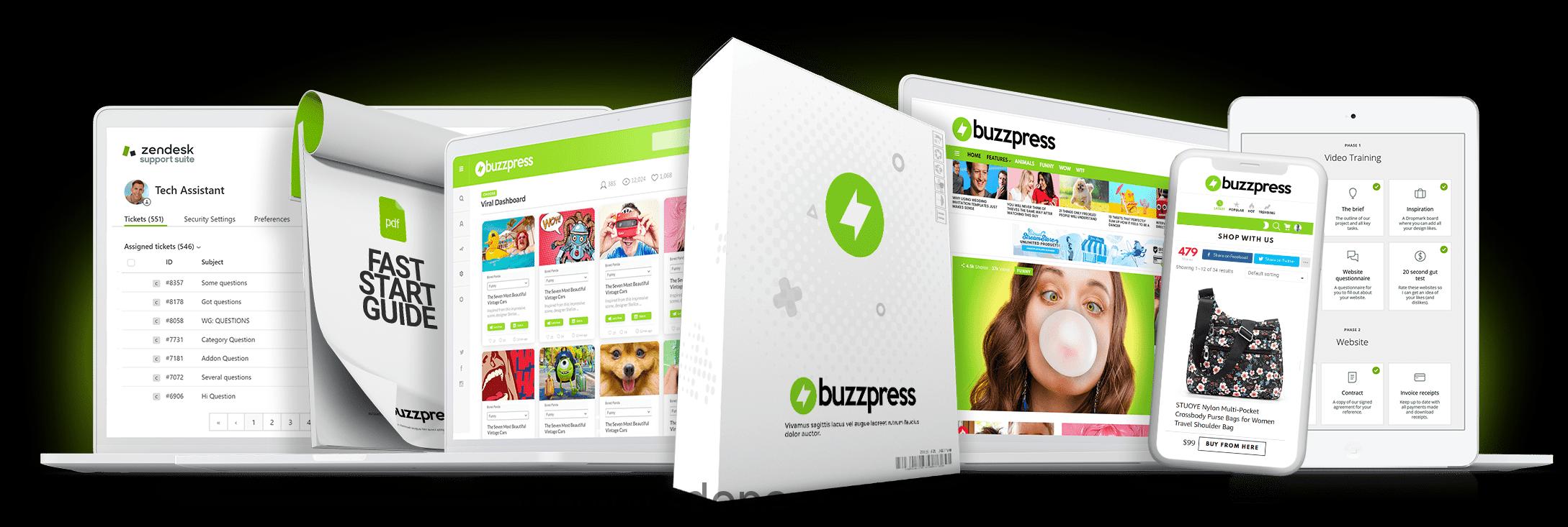 BuzzPress Review