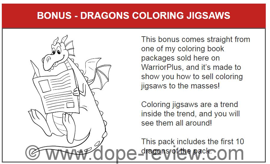 Jigsaw Empire Bonus