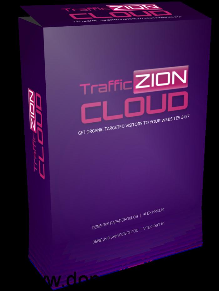 TrafficZION Cloud