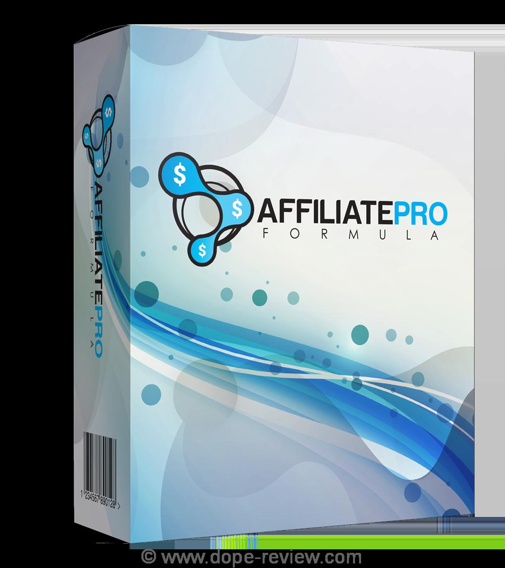 Affiliate Pro Formula Review