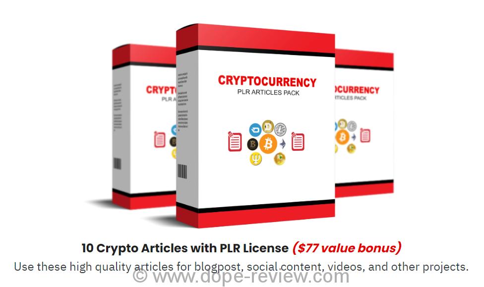 WP CryptoFiato Bonus