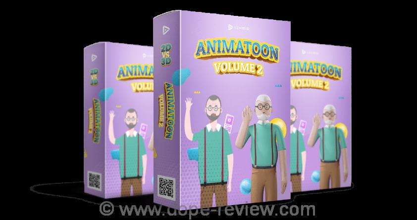 Levidio Animatoon Vol 2 Review