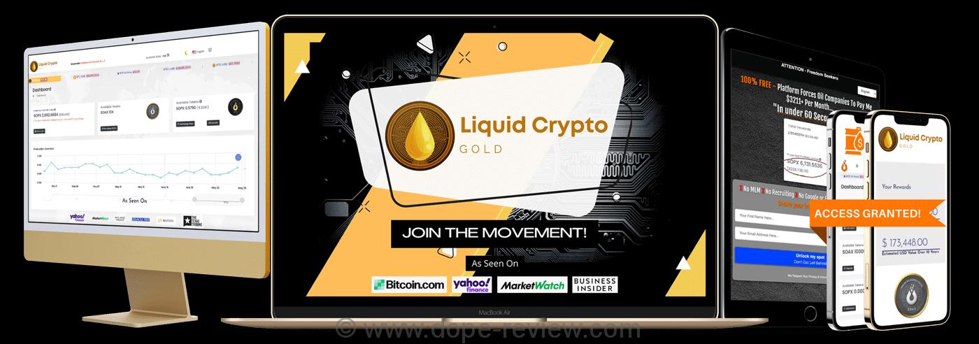 Liquid Crypto Gold Review