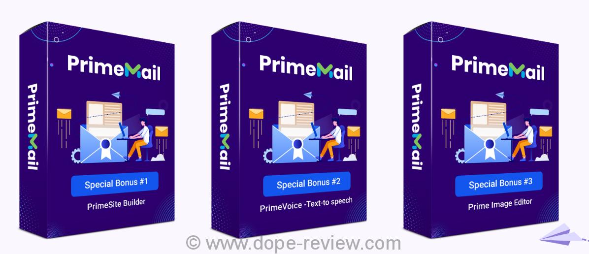 PrimeMail Bonus