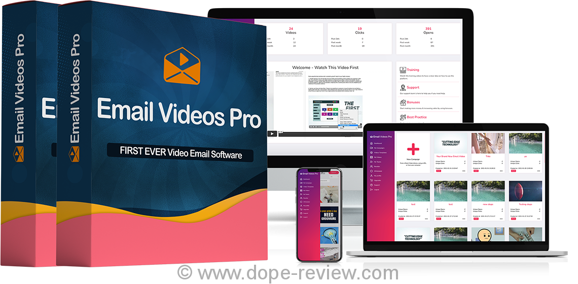 Email Videos Pro 2.0 White Label Review